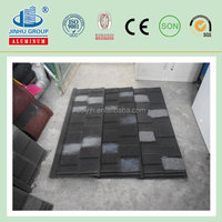 cost price stone coated metal roofing shingles