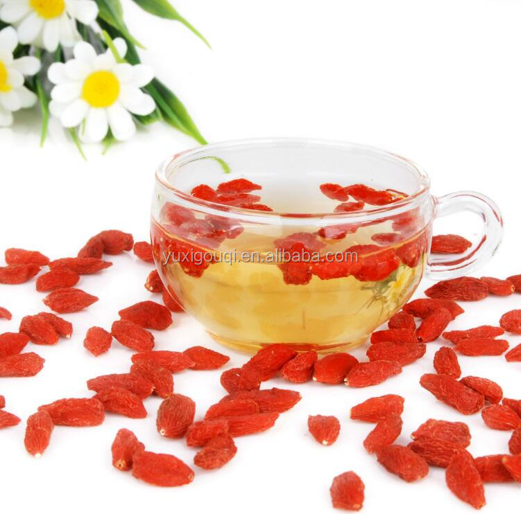 Top Quality hot sale dried goji berry from 50 Years experience manufacture goji berry extract
