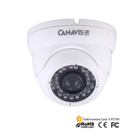 newest products for 2016 high definition 2.0 megapixel 1080P security cameras systemindoor Network ip indoor cctv dome camera
