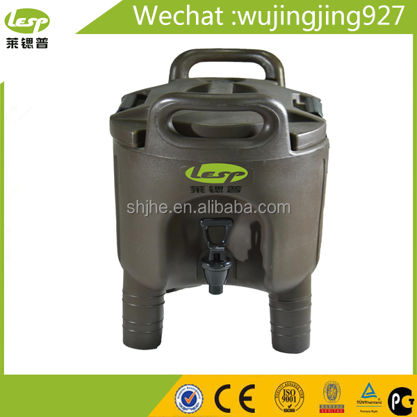 35L Passed Heat insulation barrel, rice barrel, soup barrel - Keep hot
