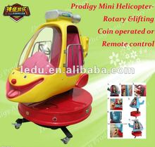 coin operated kids ride machine - Prodigy Helicopter/toy manufacturer