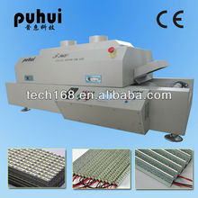 puhui infrared reflow oven T-960, smd led wave soldering machine, puhui t960
