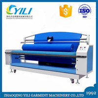 Fabric Winding Machine Equipment Small Factory