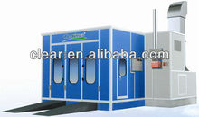 Economy Model Car Spray Paint Booth & Drying Oven HX-550