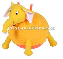 Inflatable Jumping Animal /animal toy