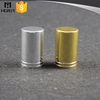 silver golden perfume aluminium bottle cap