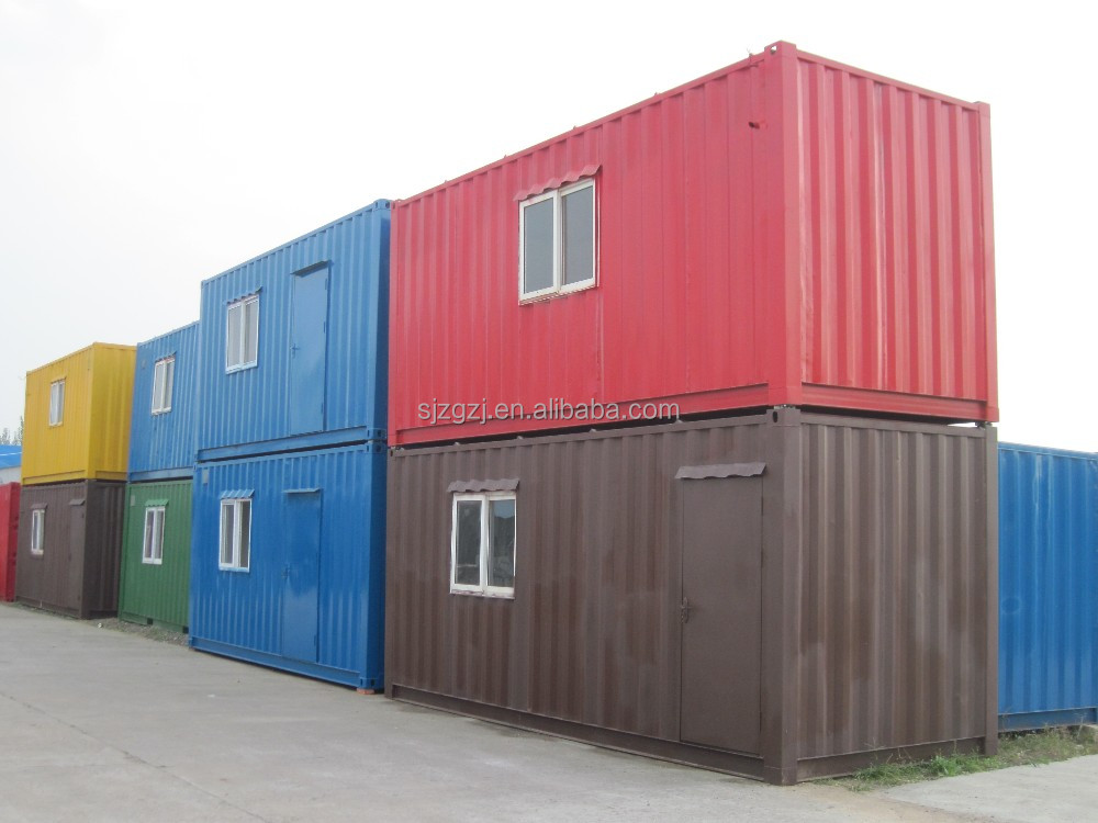 Factory direct prefab shipping container house from china