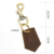ya201 Crazy Horse Handmade Leather Key Ring Key Holder for Car