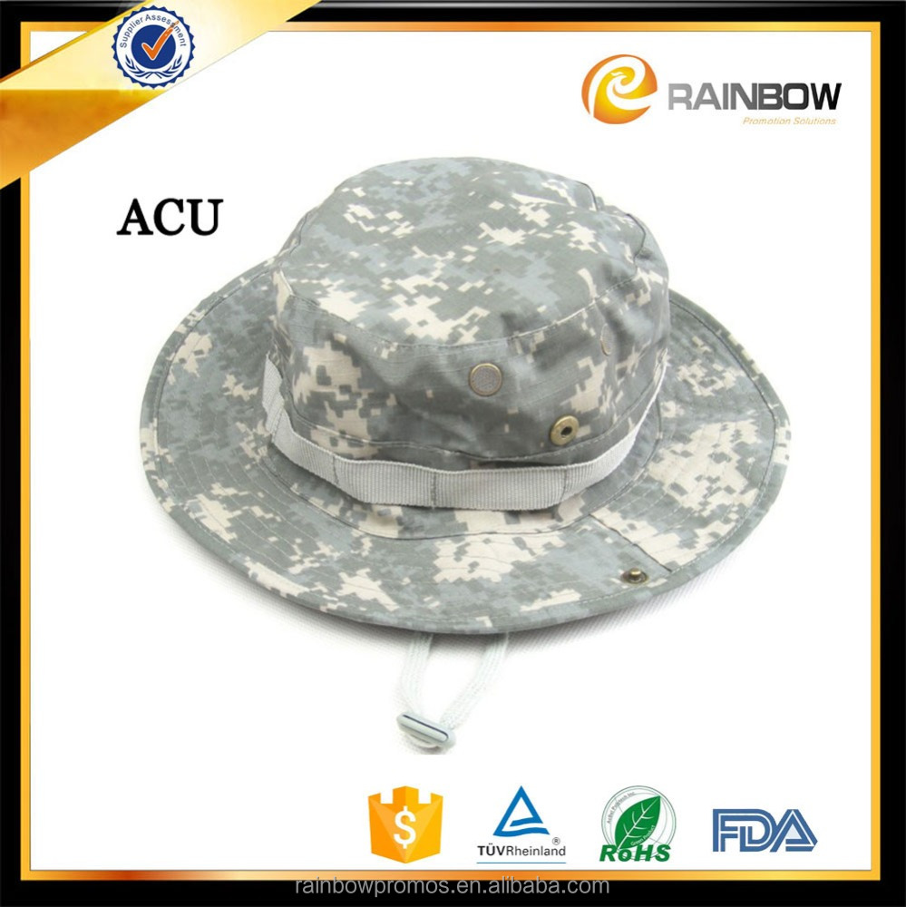 ACU digital wide brim Rothco camouflage military boonie hat