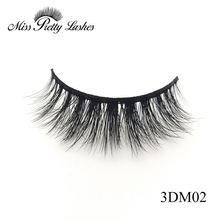 cheap 3d mink eye lashes private label