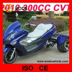 NEW EEC GAS SCOOTER (MC-392)