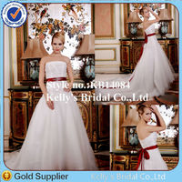 Very popular every time shipping whole boxes wedding dress
