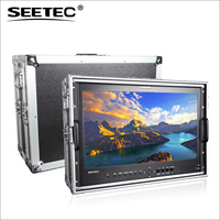 Top quality 3G-SDI input&Output professional cinema display 21 with 1080p High Definition arts and photography lcd monitor