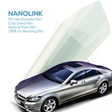 UV Blocking 100% IR PET Film Nanolink pet film