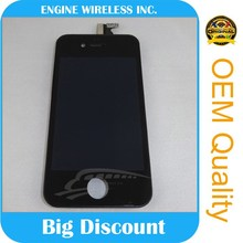 Mobile Phone Parts for iphone 4 lcd,for apple iphone 4 a1332 lcd display touch screen digitizer