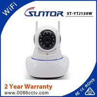 Factory Supply 720P Pan Tilt P2P 360 Degree 2Cu Yousee Wireless WiFi IP Camera