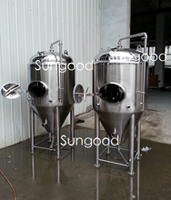 3bbl Glycol Jacket Fermenter/Cooling Jacket Fermenter/Dimple Jacket Fermenter