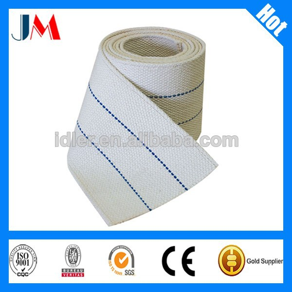 ISO CE Rubber Nylon Cotton Canvas Fabric Conveyor Belt for Industrial and Food use