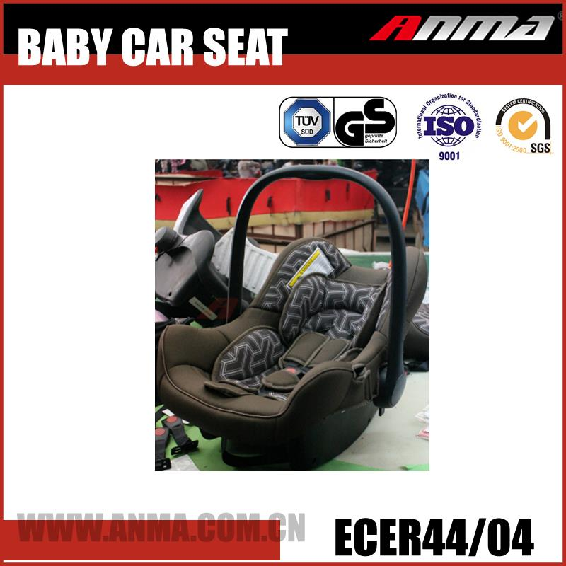 Comfortable car seat for kids inflatable baby car seat