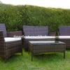 Leisure Garden Set With Table And