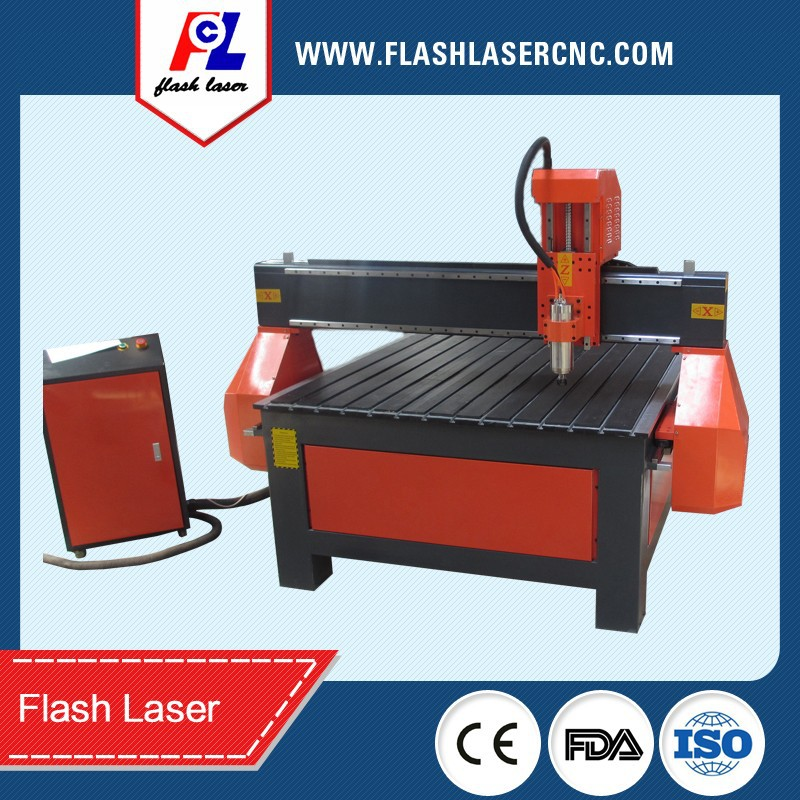 Jinan 1325 CNC Router mdf/wood carving machine