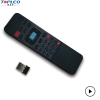 2.4G Wireless fly Air mouse P3 Airmouse remote control for samsung smart tv