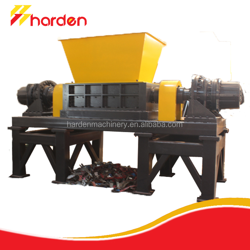 textile/fabric waste recycling machine/industrial shredder