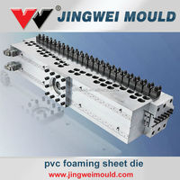 pvc foam/forex/celuka sheet mould