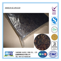 brown wholesale dried raw laver seaweed of full size 100 sheets grade B