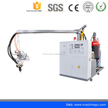 China Low Pressure Polyurethane Foam Filling Machine for Refrigeration House
