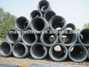 competitive price and high quality low steel wire rod