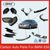 Car Accessories E92 Carbon Fiber Auto Parts For BMW E92