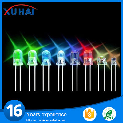 Super bright 1.5v 3mm flashing led diode prices