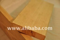 Veneer wrapped solid wood board