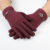 Car fashion accessories daily wear dress women hands warmer gloves for winter