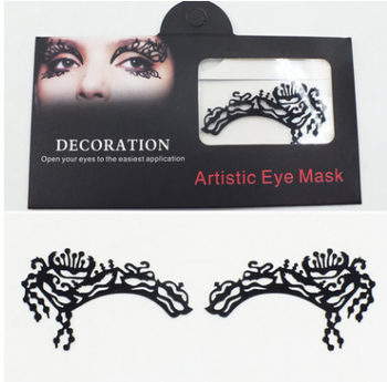 artistic eye mask