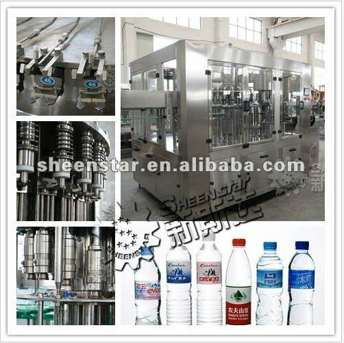 High quality full automatic water bottling equipment for sale