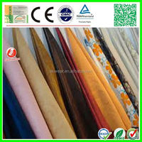 wholesale factory stock bleached pocketing cloth/fabric