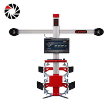 Brand new fast measurement speed portable electronic wheel alignment