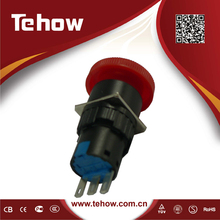 Key Pushbutton Switch