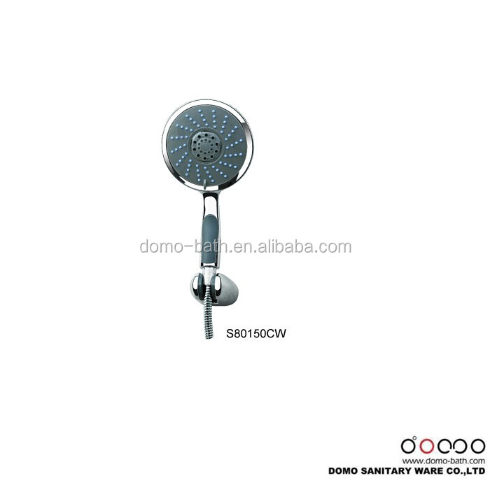 Domo Abs Chrome Plated Square Shower Head And Hand Shower/Shower Head Supplier