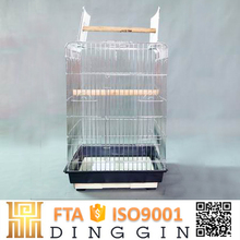 Folding bird house cage for sale