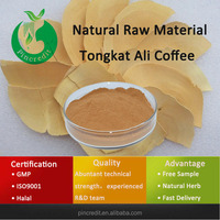 Bottom Price Natural Herb 100% Raw Material Tongkat Ali Coffee Malaysia
