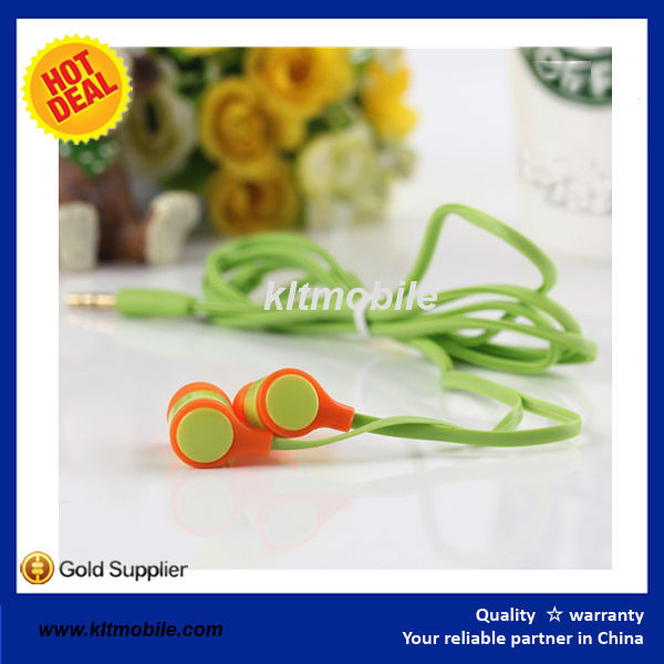 China newest mini stereo earphone with animal