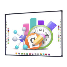 Finger Touch 10 Points Digital Board for Classroom Interactive Whiteboard