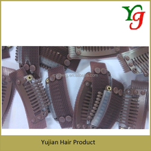 H-8888 Magic Clips In Hair Extension Magic Wig Clips