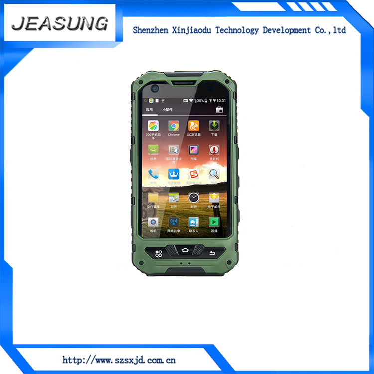 hot selling military standard campaign mobiles, waterproof shockproof dustproof handphones