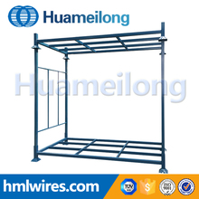 High quality warehouse folding spare metal storage tire pallet racking
