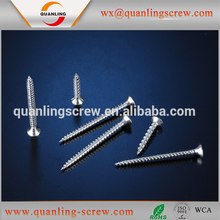 High Quality Double Threaded Chipboard Screw made in China