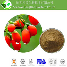 Natural dried fruit new arrival organic wolfberry extract/ goji berries powder